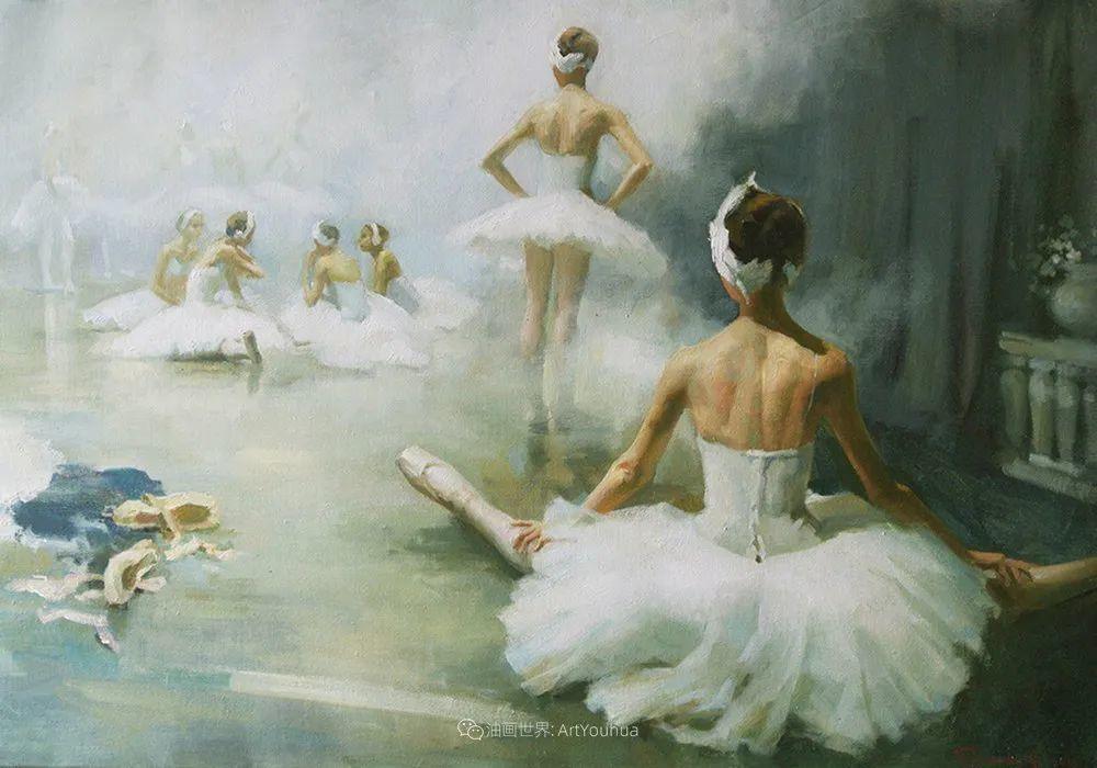 她油画里的芭蕾,又仙又美!插图10