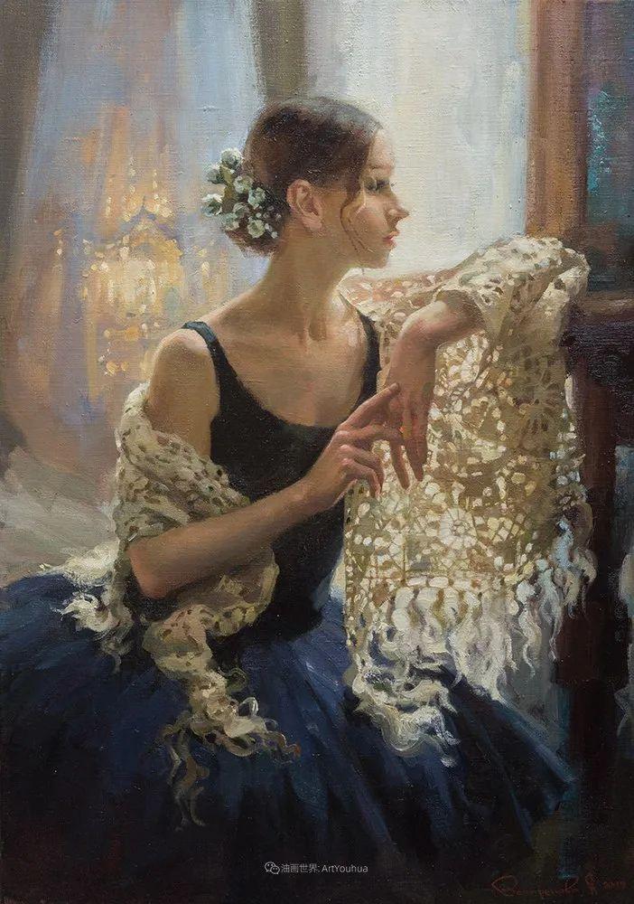 她油画里的芭蕾,又仙又美!插图17