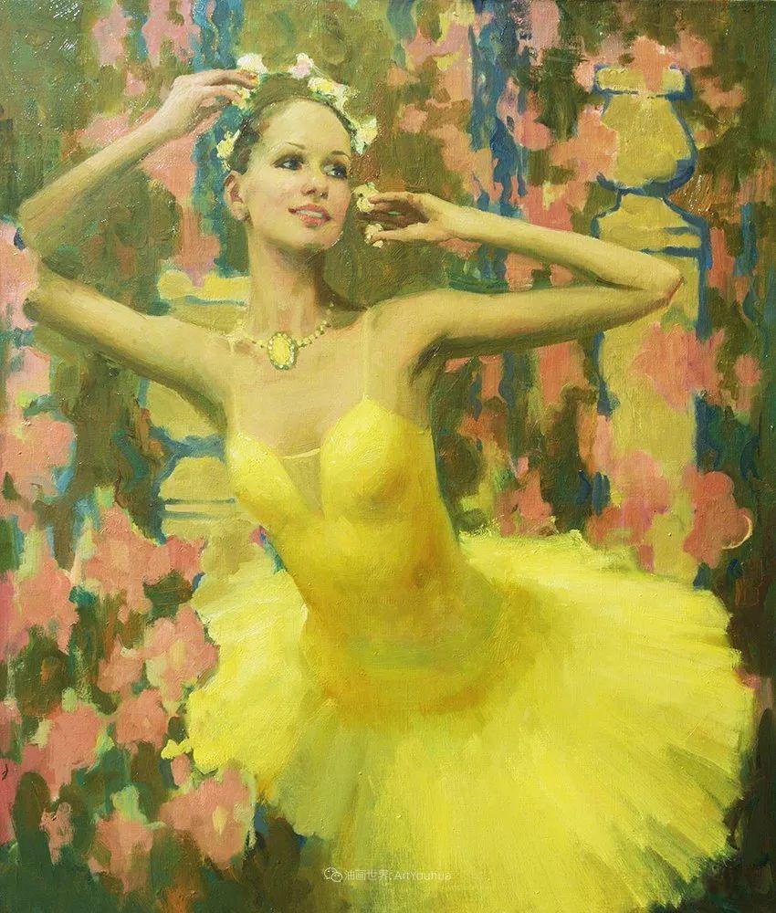 她油画里的芭蕾,又仙又美!插图20