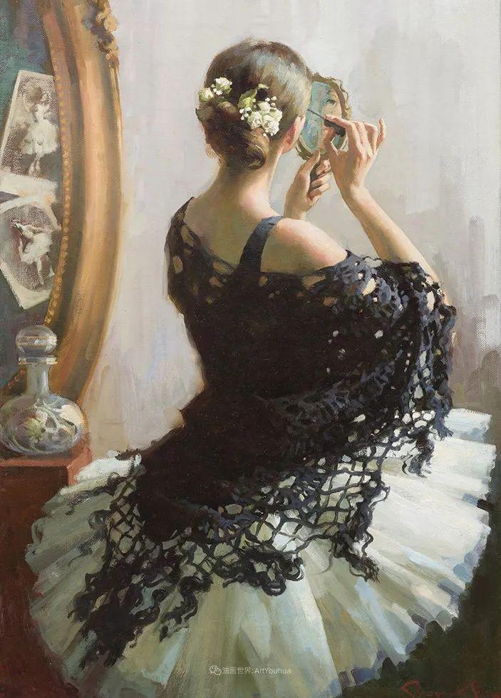 她油画里的芭蕾,又仙又美!插图22