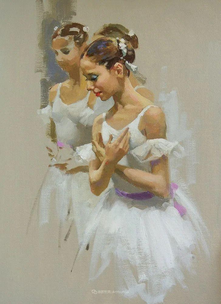 她油画里的芭蕾,又仙又美!插图26