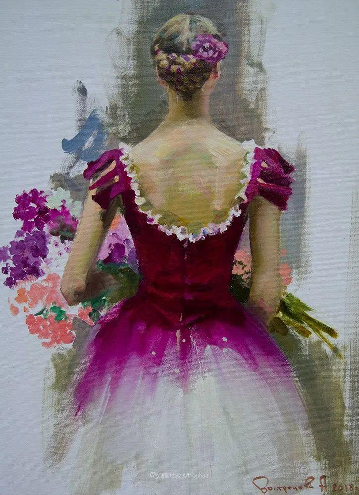 她油画里的芭蕾,又仙又美!插图28