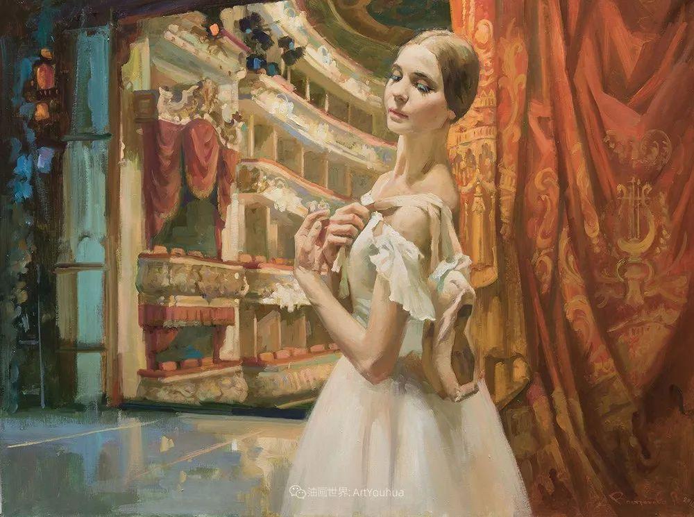 她油画里的芭蕾,又仙又美!插图29