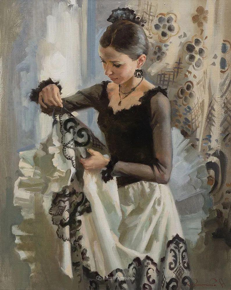 她油画里的芭蕾,又仙又美!插图30