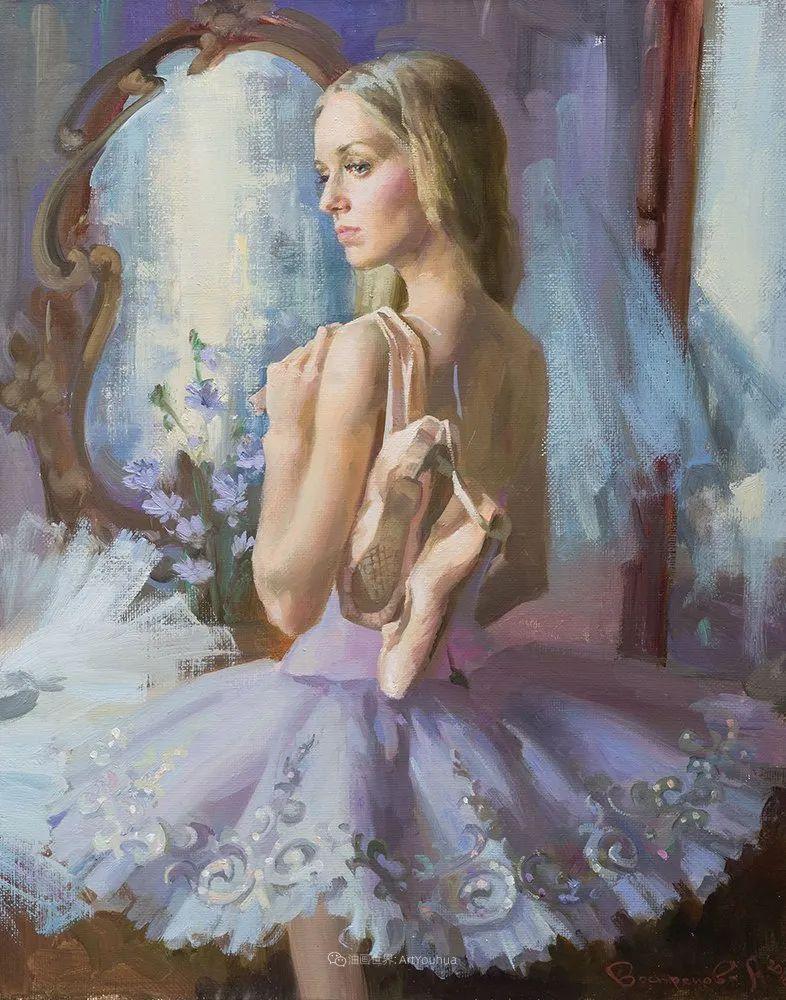 她油画里的芭蕾,又仙又美!插图31