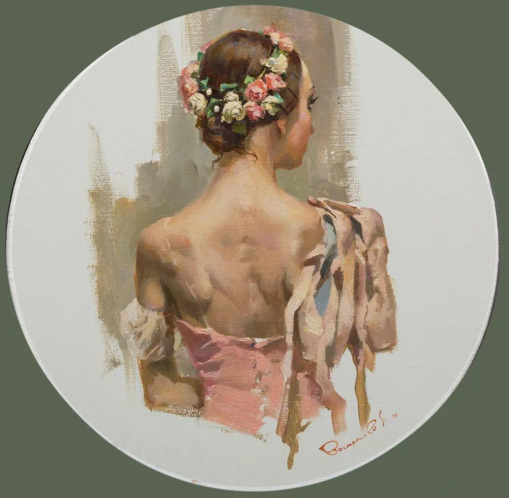 她油画里的芭蕾,又仙又美!插图32