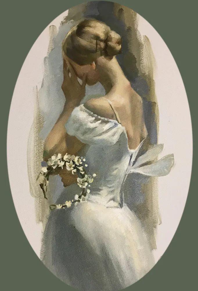 她油画里的芭蕾,又仙又美!插图40