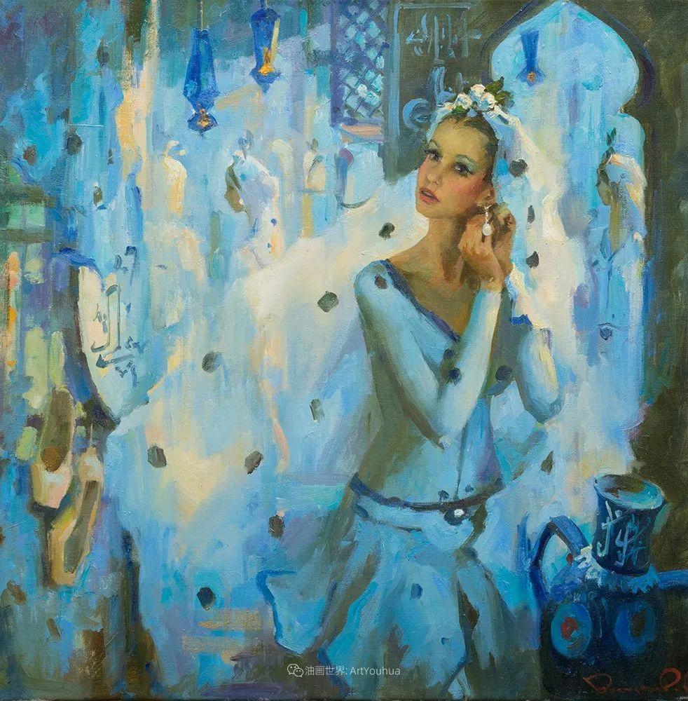 她油画里的芭蕾,又仙又美!插图44