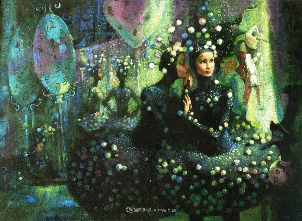 她油画里的芭蕾,又仙又美!插图47