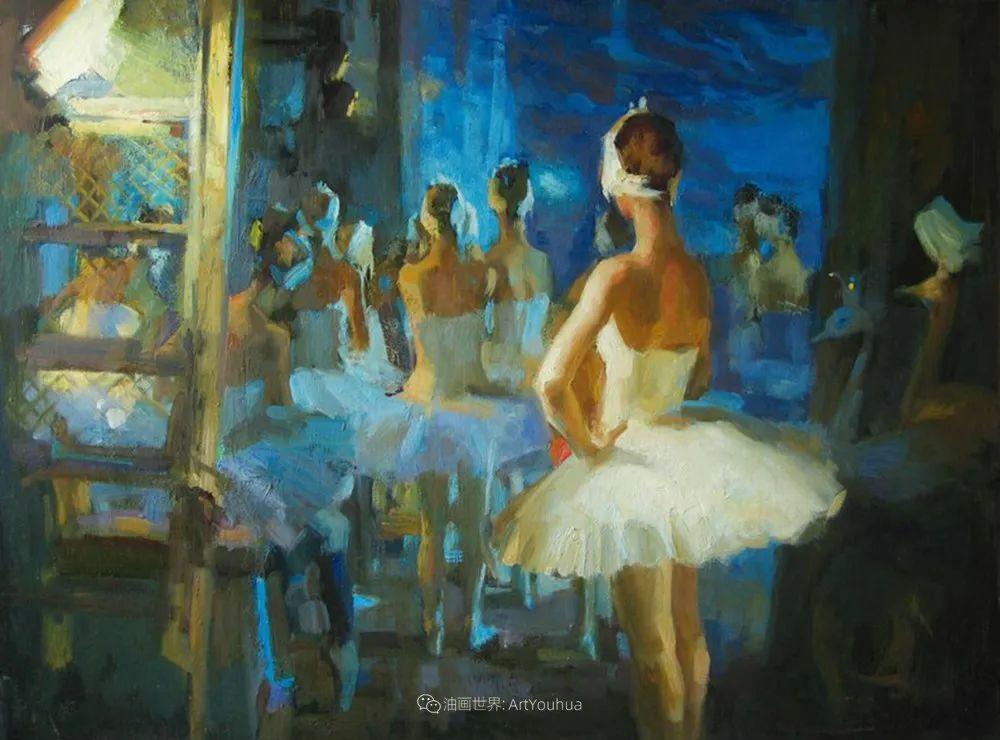 她油画里的芭蕾,又仙又美!插图53