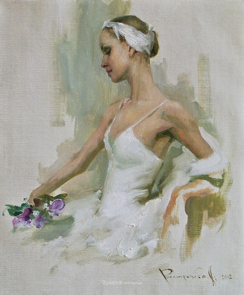 她油画里的芭蕾,又仙又美!插图55