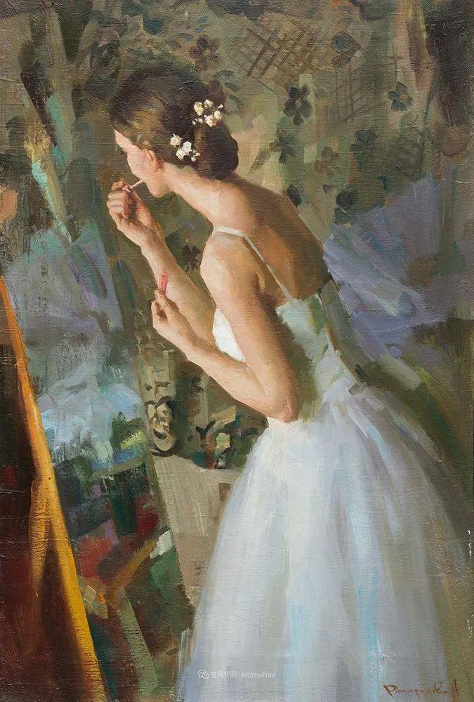 她油画里的芭蕾,又仙又美!插图58