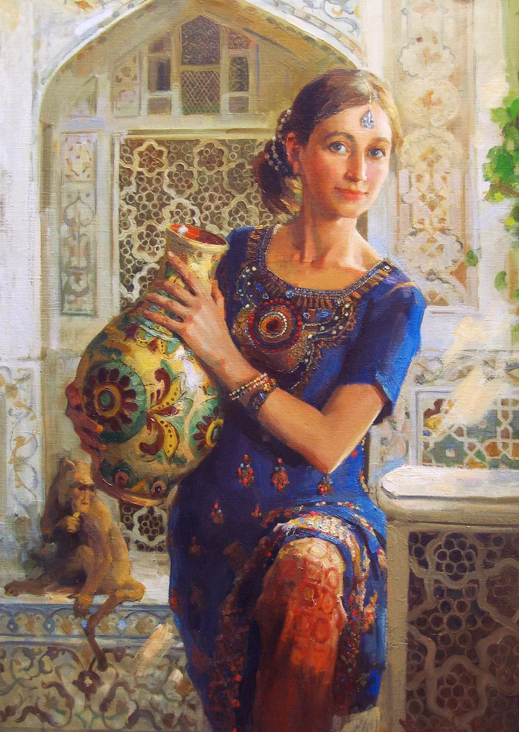她油画里的芭蕾,又仙又美!插图60