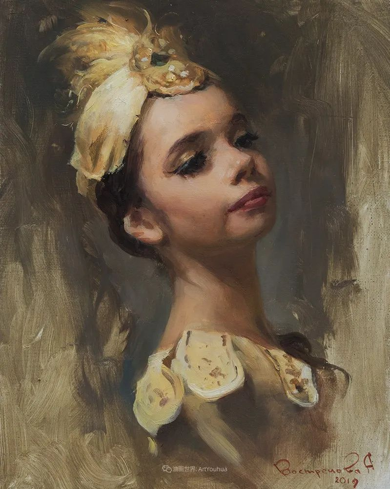 她油画里的芭蕾,又仙又美!插图65