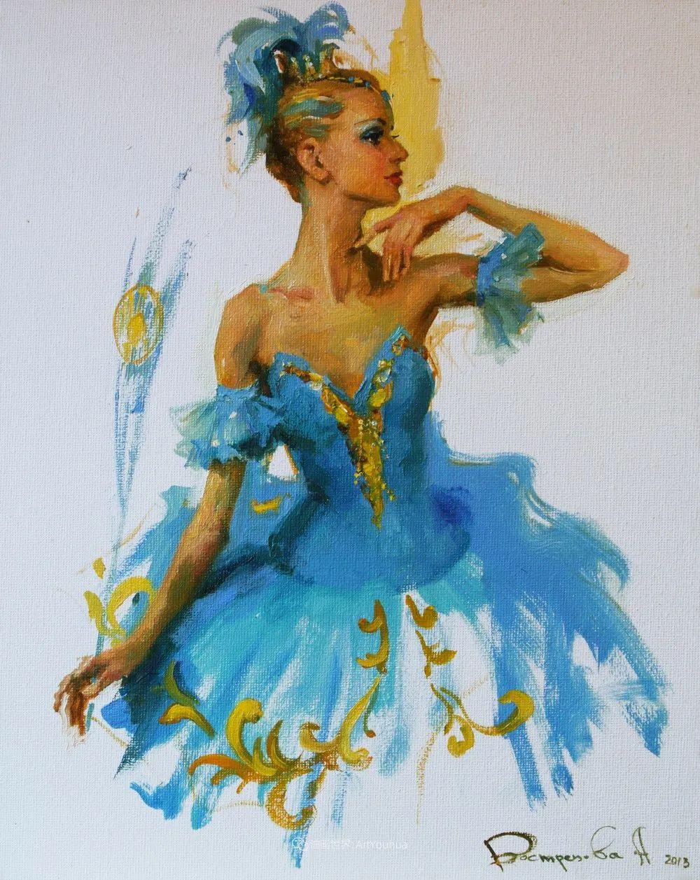 她油画里的芭蕾,又仙又美!插图70