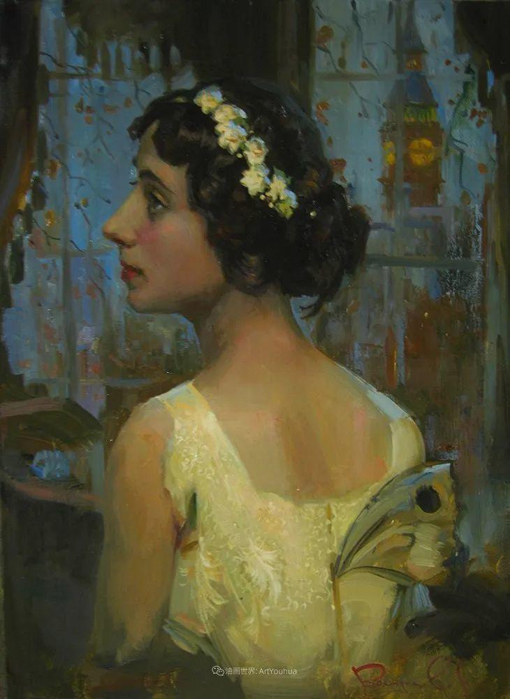 她油画里的芭蕾,又仙又美!插图74