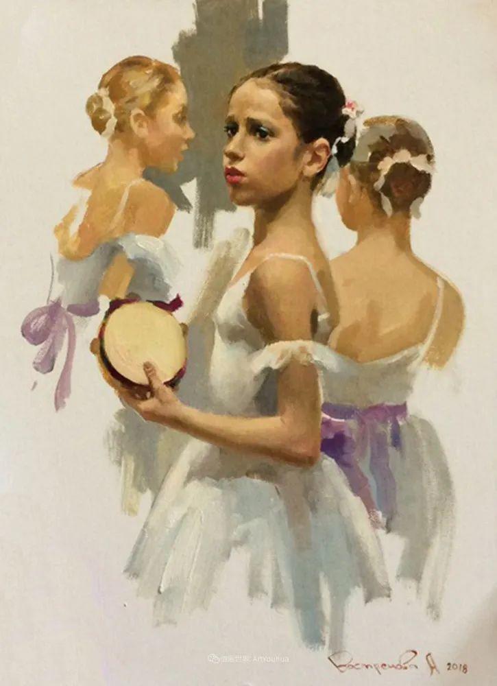 她油画里的芭蕾,又仙又美!插图76