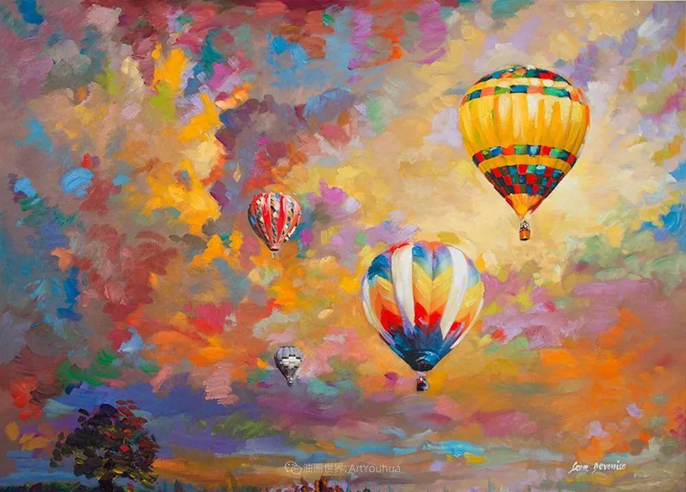 不惧于融合大胆的色彩,描绘大自然的雄伟之美插图3