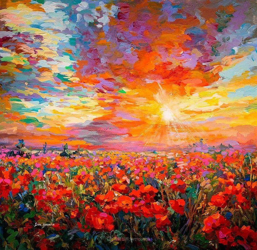 不惧于融合大胆的色彩,描绘大自然的雄伟之美插图5