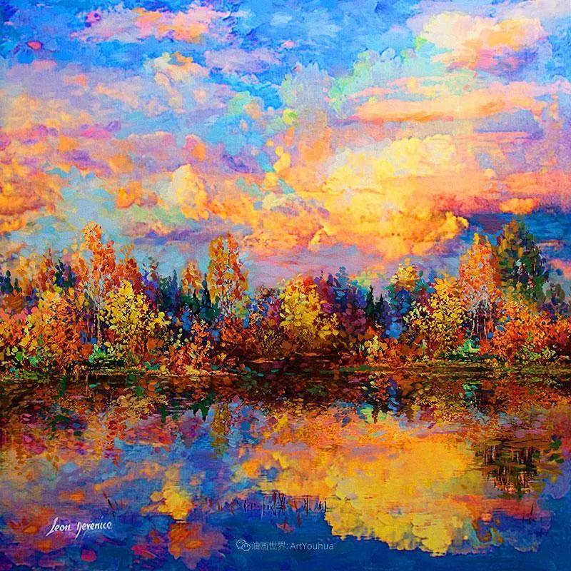 不惧于融合大胆的色彩,描绘大自然的雄伟之美插图15