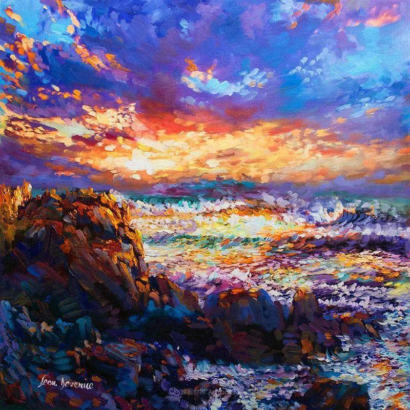 不惧于融合大胆的色彩,描绘大自然的雄伟之美插图23