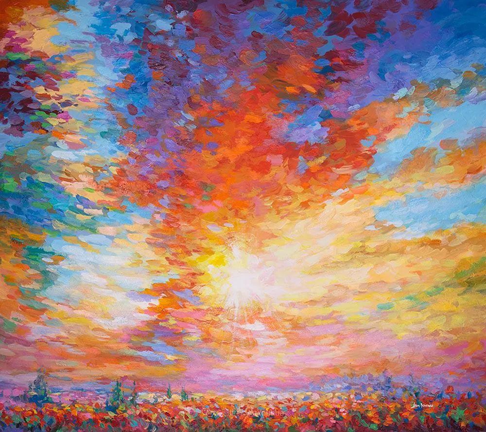 不惧于融合大胆的色彩,描绘大自然的雄伟之美插图35