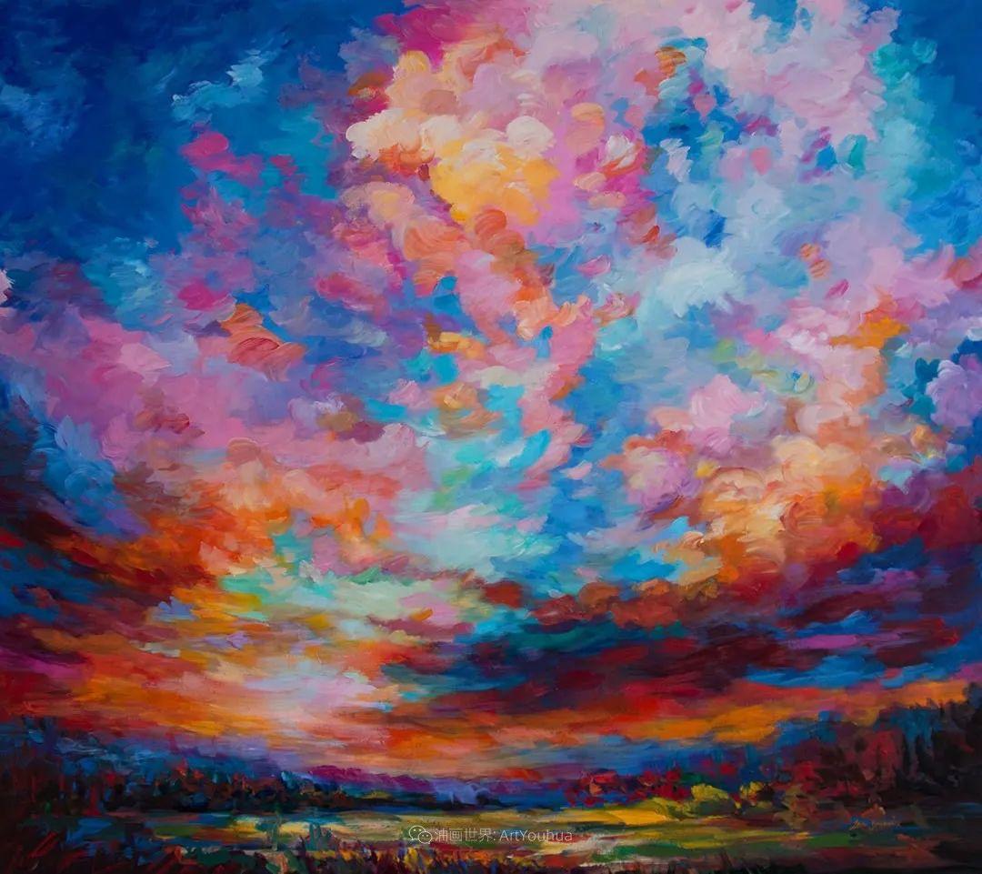 不惧于融合大胆的色彩,描绘大自然的雄伟之美插图39