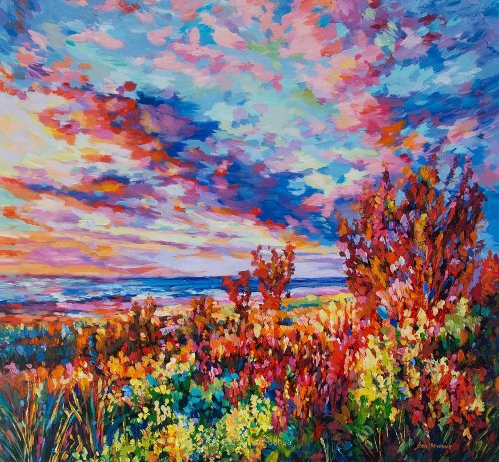 不惧于融合大胆的色彩,描绘大自然的雄伟之美插图41