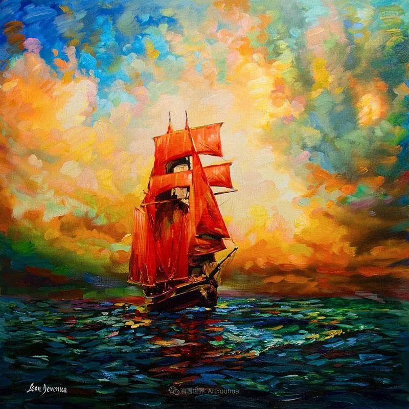不惧于融合大胆的色彩,描绘大自然的雄伟之美插图53