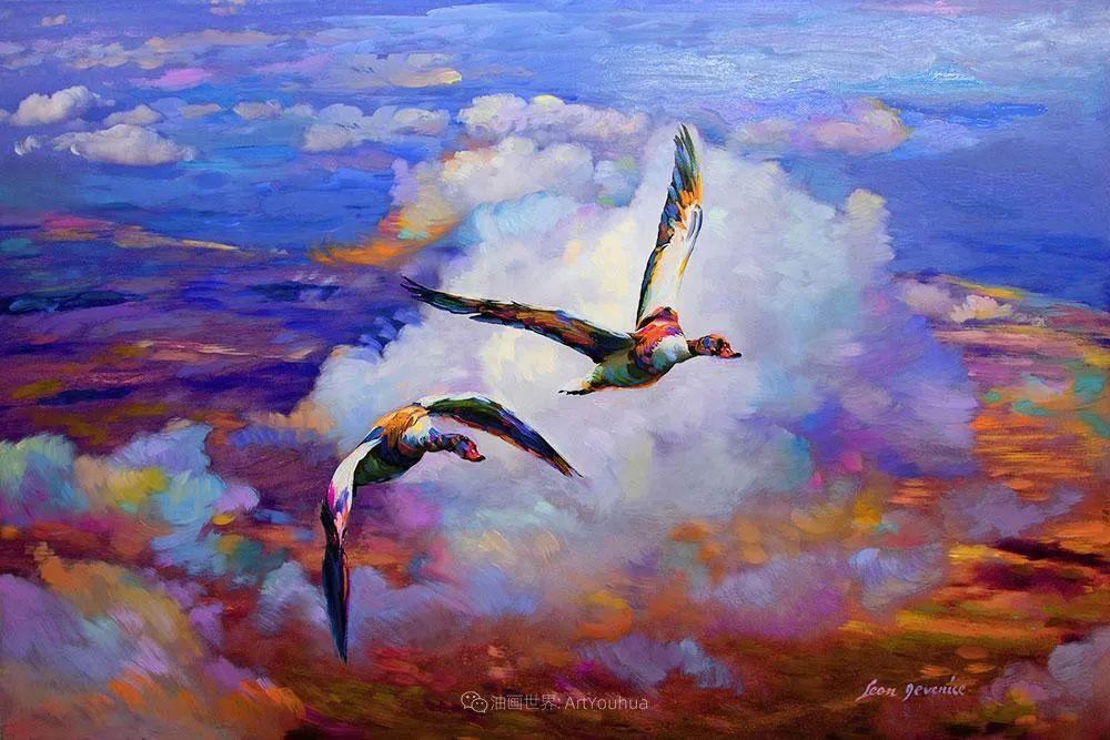 不惧于融合大胆的色彩,描绘大自然的雄伟之美插图59