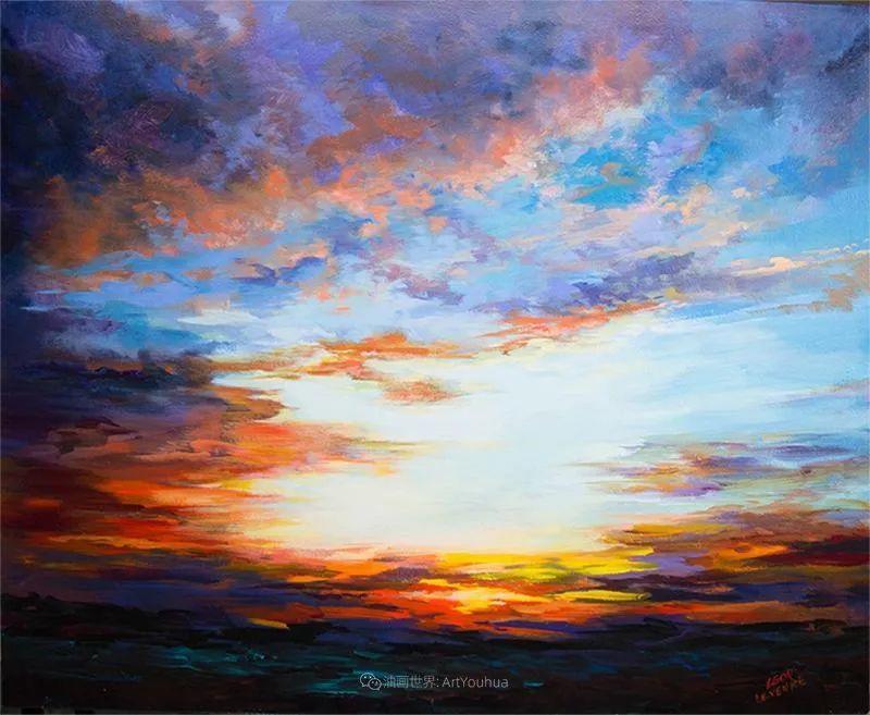 不惧于融合大胆的色彩,描绘大自然的雄伟之美插图61