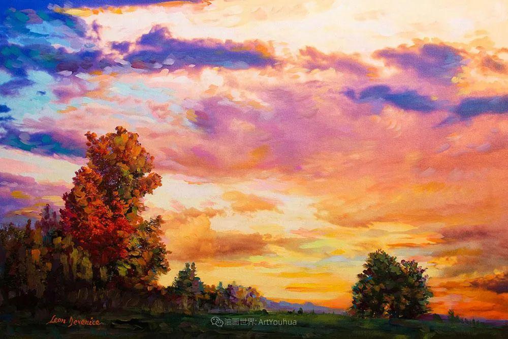 不惧于融合大胆的色彩,描绘大自然的雄伟之美插图63