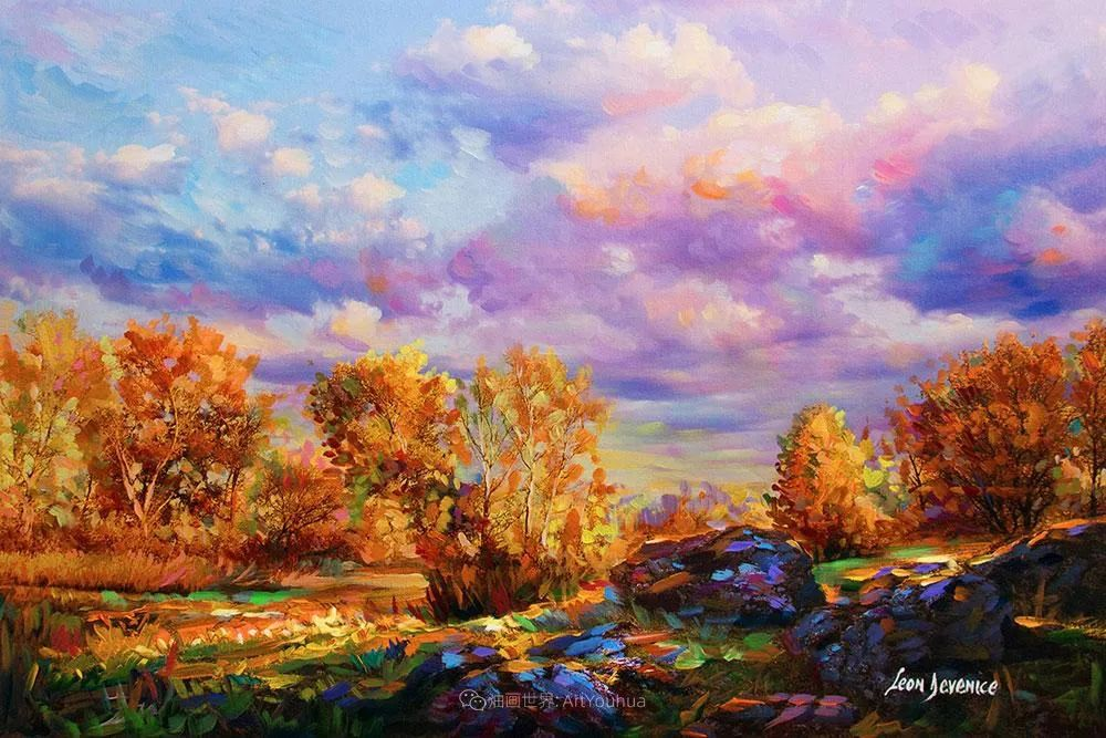 不惧于融合大胆的色彩,描绘大自然的雄伟之美插图67