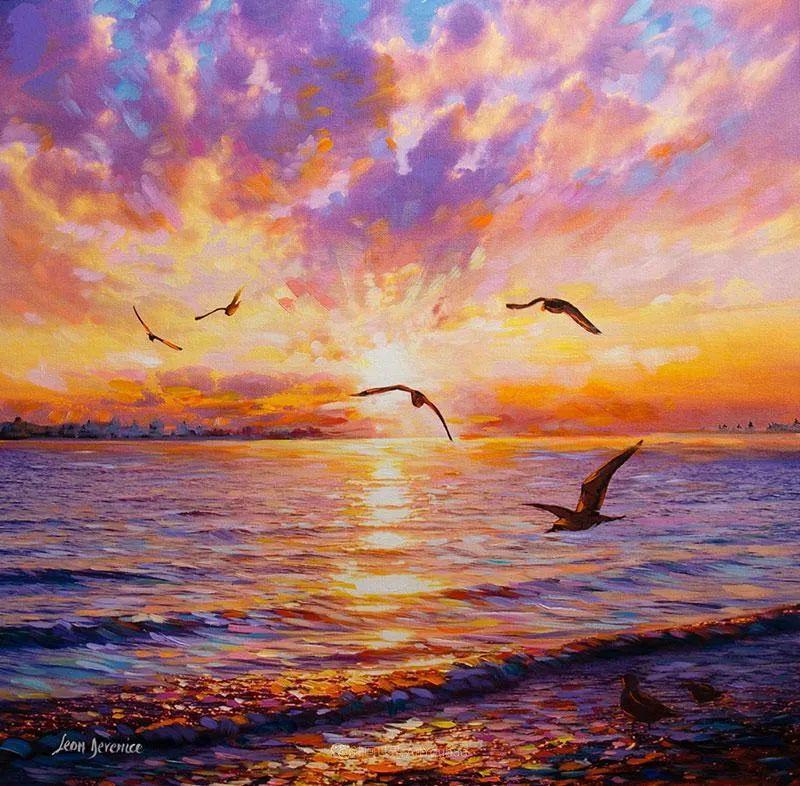 不惧于融合大胆的色彩,描绘大自然的雄伟之美插图69