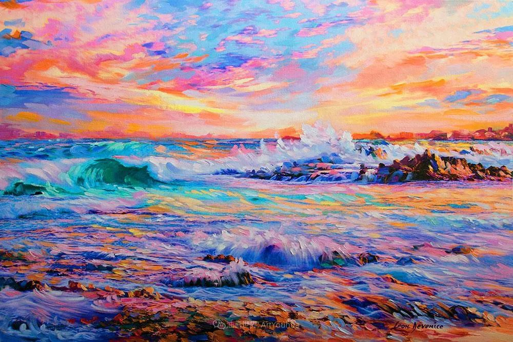 不惧于融合大胆的色彩,描绘大自然的雄伟之美插图73