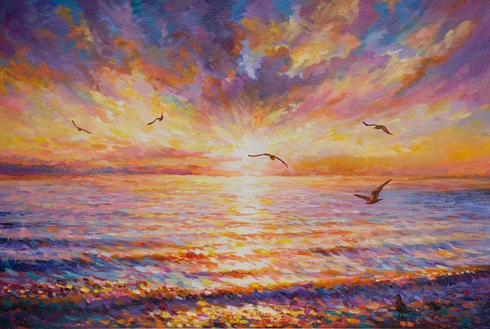 不惧于融合大胆的色彩,描绘大自然的雄伟之美插图75