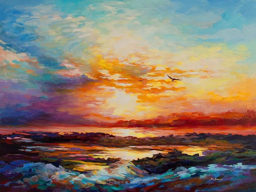 不惧于融合大胆的色彩,描绘大自然的雄伟之美插图77