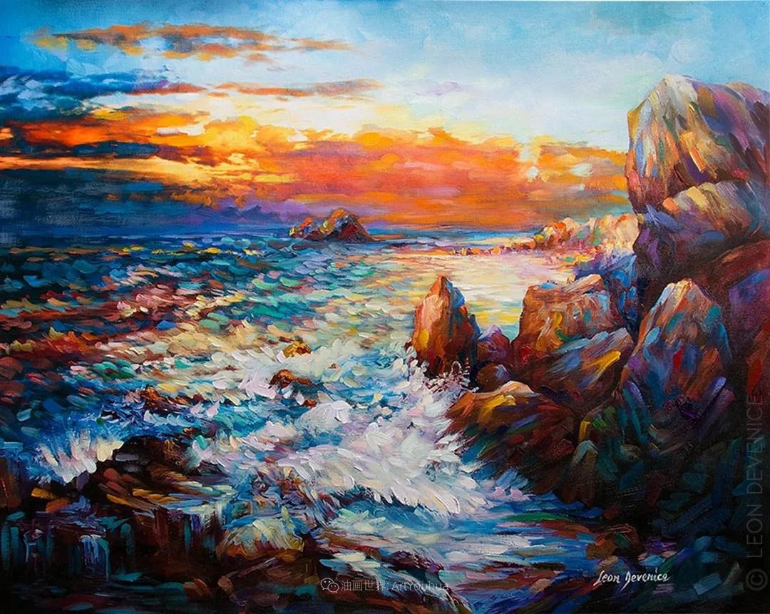 不惧于融合大胆的色彩,描绘大自然的雄伟之美插图87