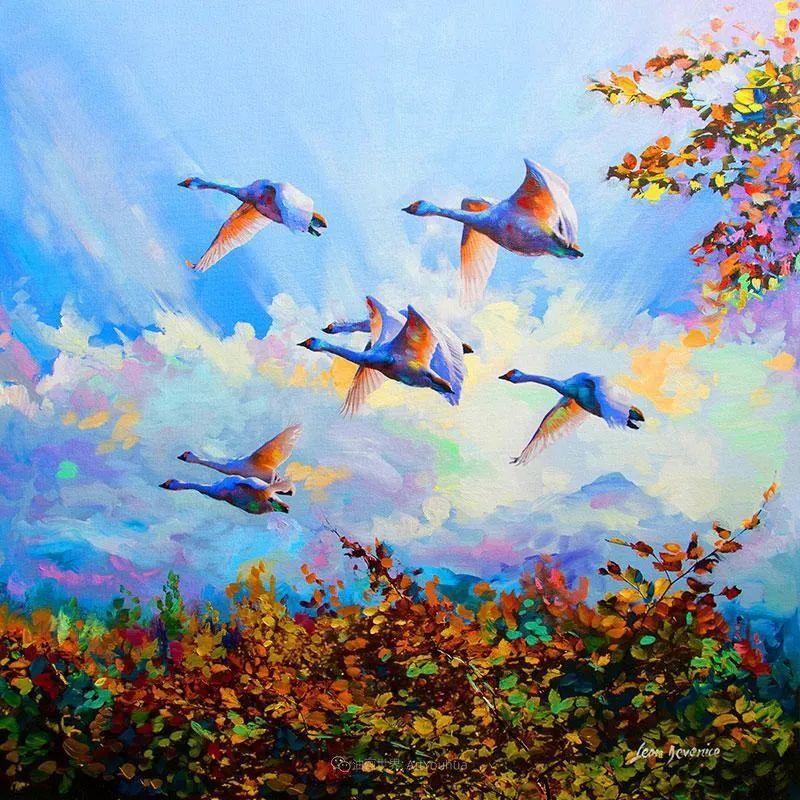 不惧于融合大胆的色彩,描绘大自然的雄伟之美插图89