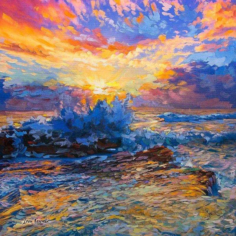 不惧于融合大胆的色彩,描绘大自然的雄伟之美插图95