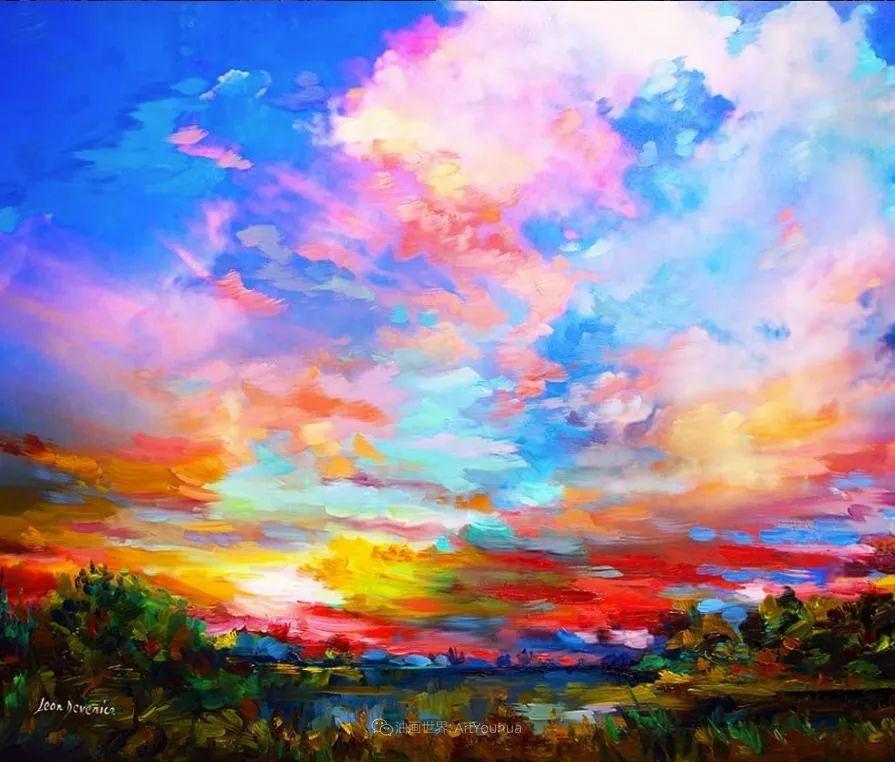 不惧于融合大胆的色彩,描绘大自然的雄伟之美插图99