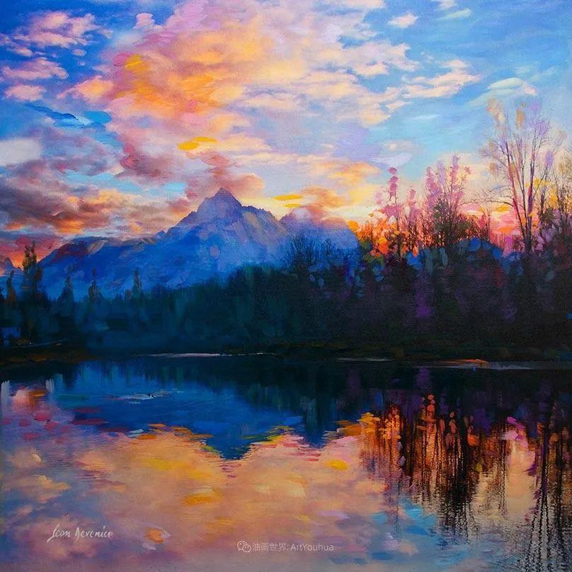 不惧于融合大胆的色彩,描绘大自然的雄伟之美插图101