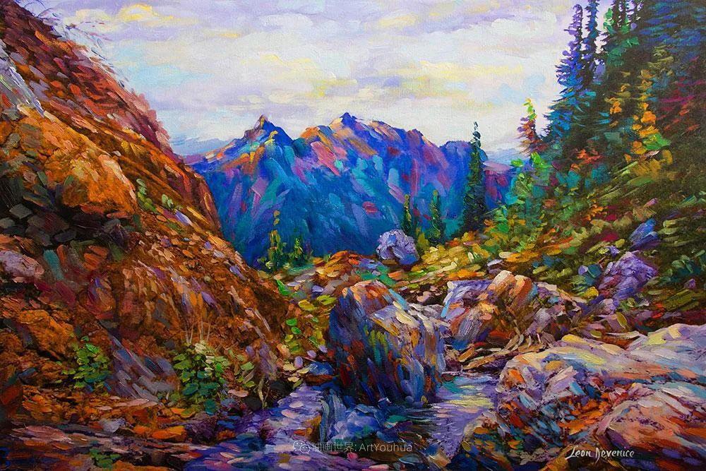 不惧于融合大胆的色彩,描绘大自然的雄伟之美插图109