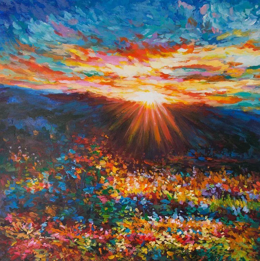 不惧于融合大胆的色彩,描绘大自然的雄伟之美插图119