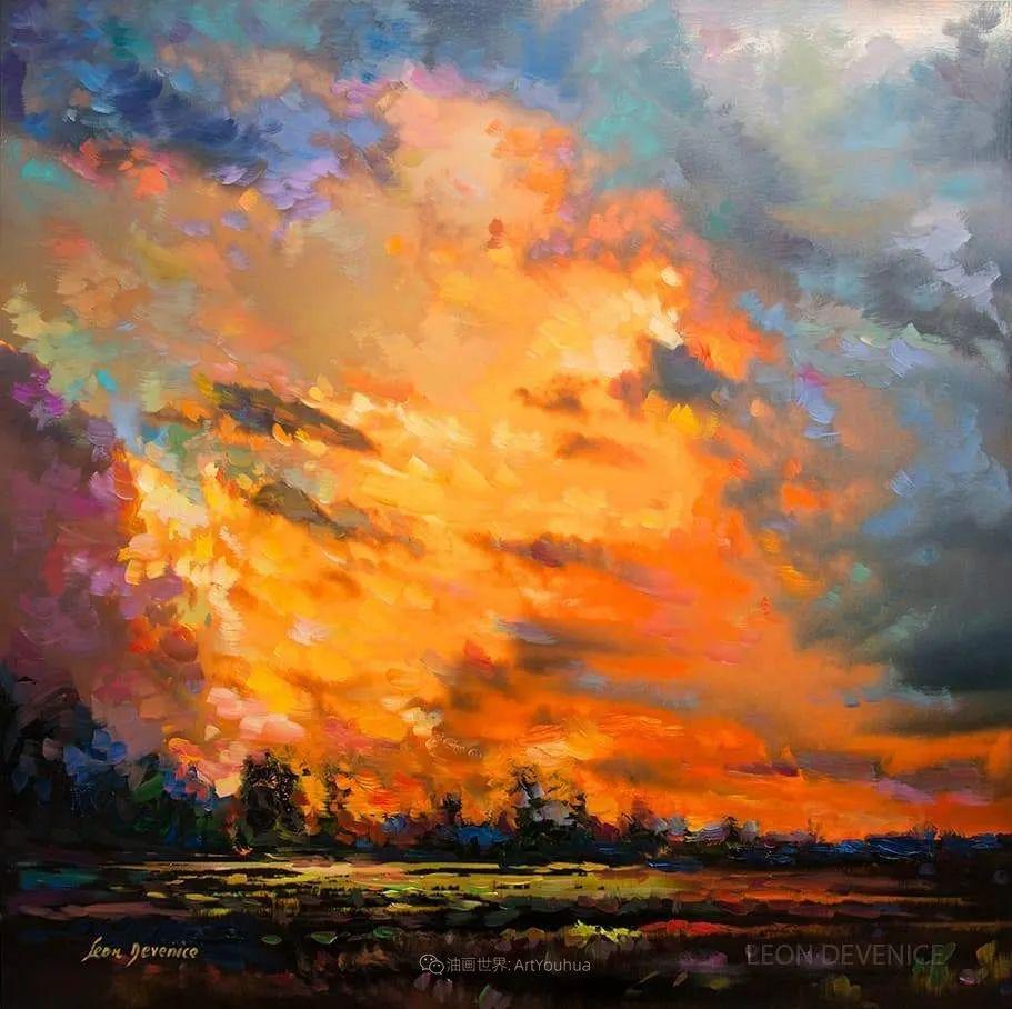 不惧于融合大胆的色彩,描绘大自然的雄伟之美插图123