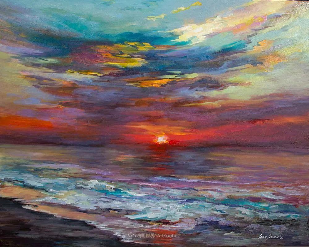不惧于融合大胆的色彩,描绘大自然的雄伟之美插图131