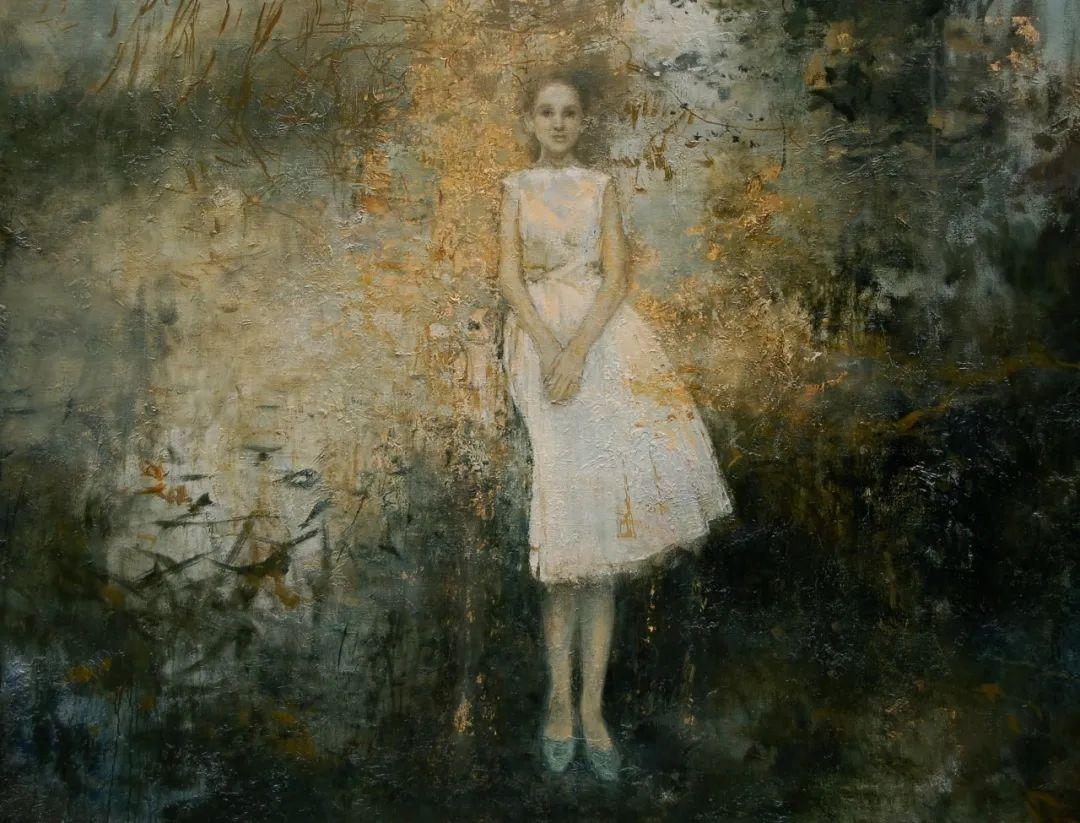 她每幅作品,都是一种宁静的沉思插图1