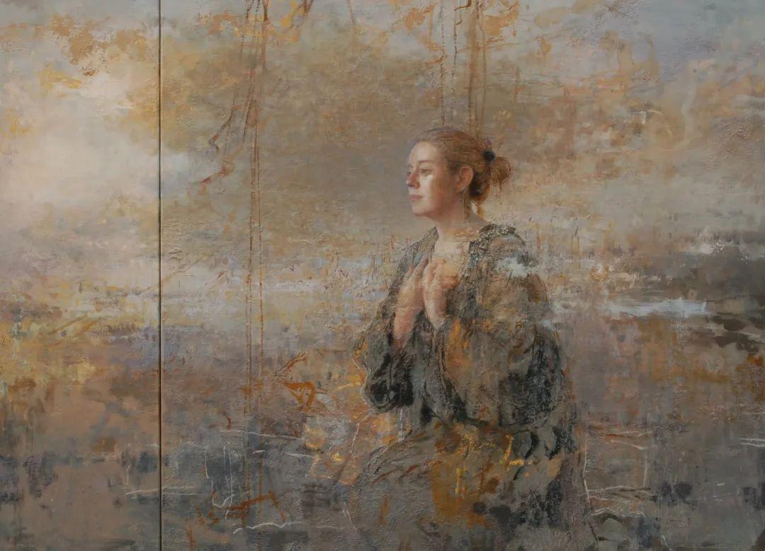 她每幅作品,都是一种宁静的沉思插图2