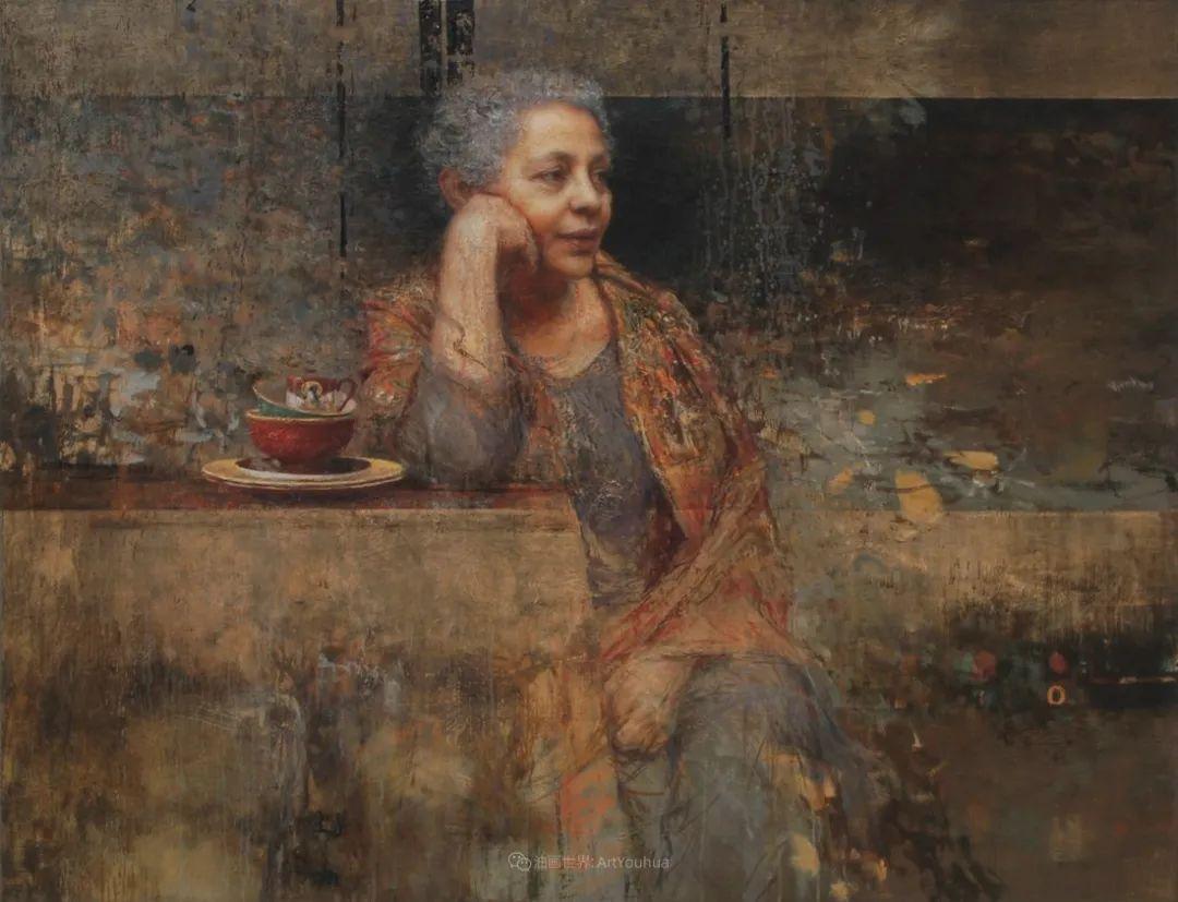 她每幅作品,都是一种宁静的沉思插图4
