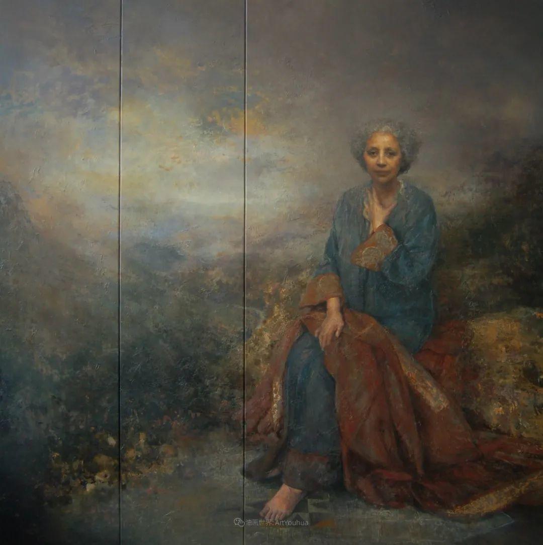 她每幅作品,都是一种宁静的沉思插图5